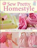 Sew Pretty Homestyle cover