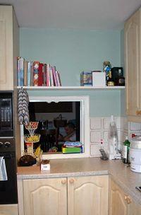 Kitchenshelfafter